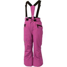 Color Kids Sanglo Gevoerde Skibroek Meisjes, super pink